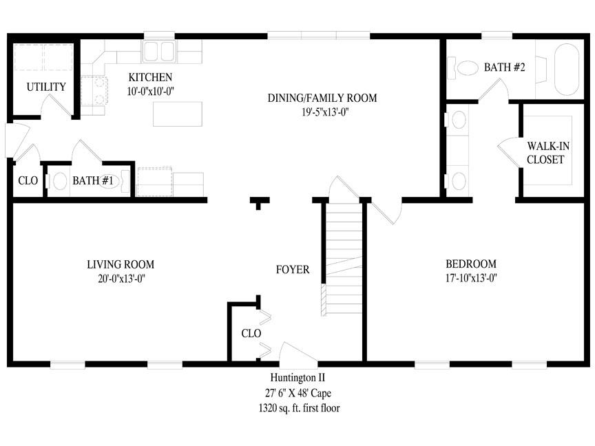 Huntington Ii Vision Home Builders