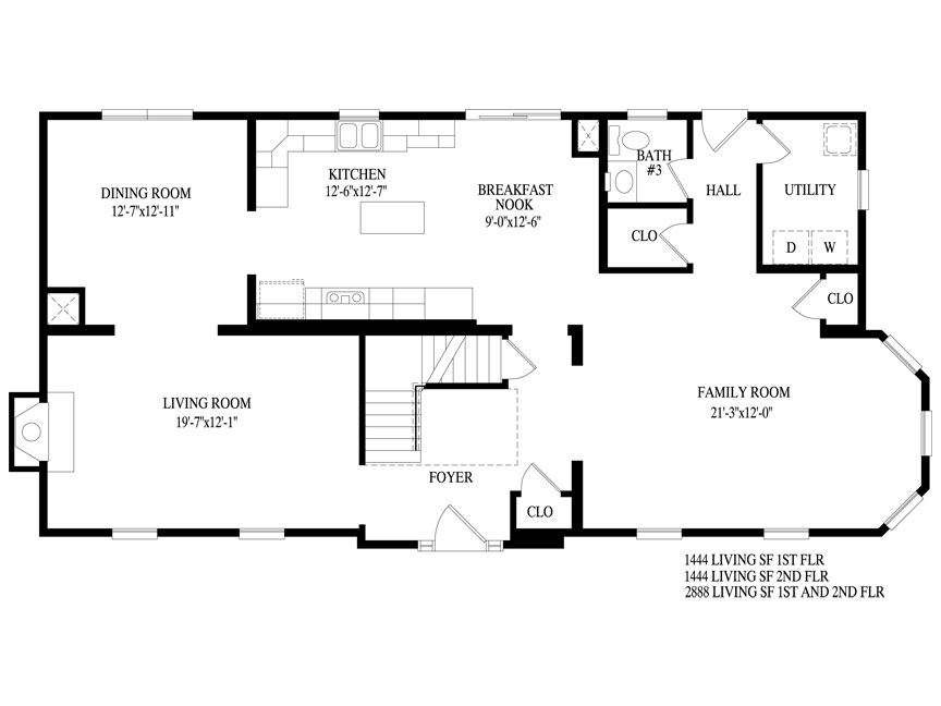 Magnolia professional building systems - Magnolia homes floor plans ...