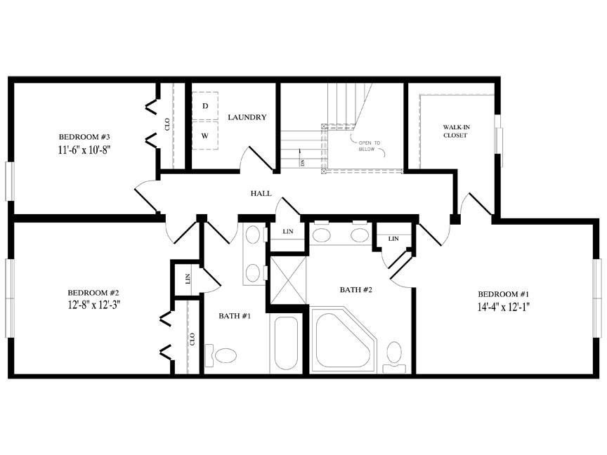 Ridgeland Pro S Edge Quality Homes