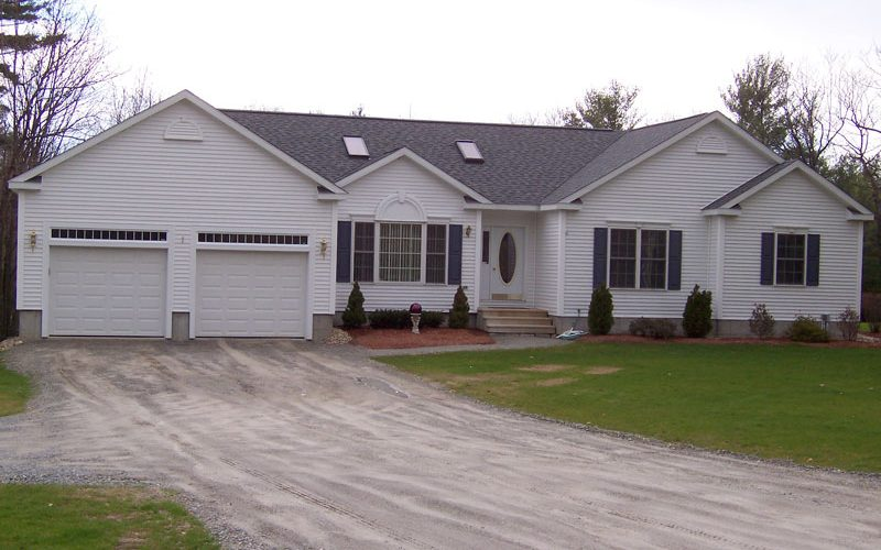 Ranch photos professional building systems for Custom ranch home builders maryland