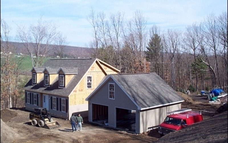 Setting A Modular Home