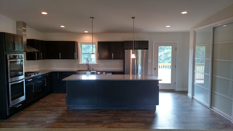 Quality Kitchen Cabinets And Appliances Professional Building Systems